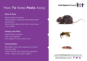 how to keep pests away