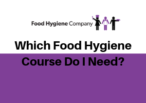 which food hygiene course