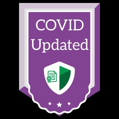 Covid Updated Accreditation